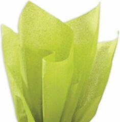 ArtiPack Zijdepapier Groen - 50 x 75cm - 17gr - 240 stuks - vloeipapier Citrus