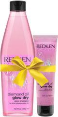 Redken Bundle Diamond Oil Glow Dry Shampoo & Oil