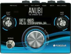 Foxgear ANUBI - The Ambient Box multi reverb / delay