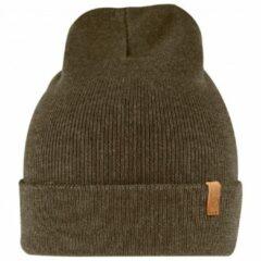 Fjällräven Fjallraven Classic Knit Hat Muts (fashion) Unisex - Dark Olive