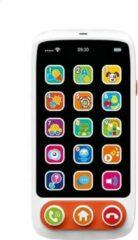 Rode Lucrative Lifestyle Babytelefoon - Kindertelefoon - Educatieve Telefoon - Kinderspeelgoed - Babyspeelgoed - Speelgoedtelefoon - Babysmartphone - Kindersmartphone