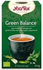 Yogi Tea YogiTea Biologische groen Balance