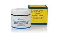 Grahams Nachtcrème - Anti Aging 50ml