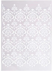 LaBlanche Home-Dekoration Stoff-Schablonen, 4tlg.