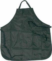 Comair Verfschort met 2 zakken Zwart 68x74.5cm