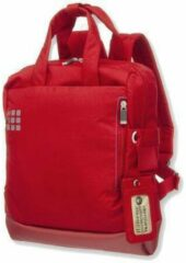 Rode Moleskine Mycloud Smallpack, Scarlet Red (11 X 13.75 X 4.75)