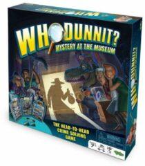 YULU - Who dunn it! - bordspel
