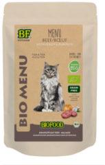 Biofood Kat Organic Rund Menu 100 gr