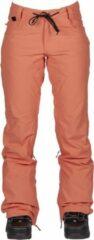 Nikita Cedar snowboardbroek oranje