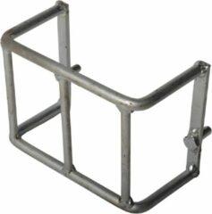 Transparante Merkloos / Sans marque Beschermrek achterlicht staal 80x140x108 mm
