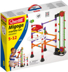 Quercetti Migago knikkerbaan met lift 150-delig