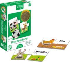 Story Factory Learning Kitds - Boerderijdieren (6 x 2)