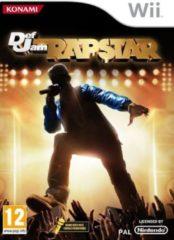 Konami Def Jam Rapstar (Solus) /Wii