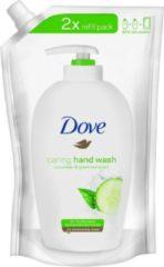 Verzorgende Handwas Komkommer & Groene Thee Geurverzorging vloeibare zeep voorraad 500ml