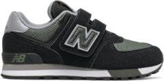 Groene New Balance Jongens Sneakers Iv574/yv574 - Zwart - Maat 33