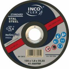 Incoflex Slijpschijf staal 230x2.0 mm 10 stuks