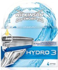 Wilkinson Sword Hydro 3 - 4 stuks - Scheermesjes