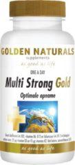 Golden Naturals Multi Strong Gold (30 vegetarische tabletten)