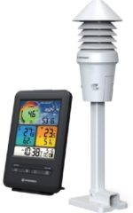Witte Bresser Weerstation 4-in-1 incl. Wifi en UV- en Lichtmeter
