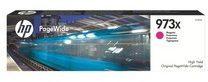 HP PageWide inktcartridge 973X geel, 7000 pagina's - OEM: F6T83AE