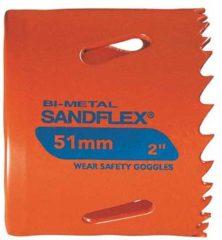 Bahco SANDFLEX gatzaag bimetaal 3830-VIP 46mm