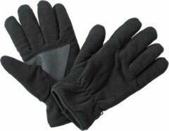 Myrtle Beach Thinsulate Fleece Handschoenen - Maat L/XL - Zwart
