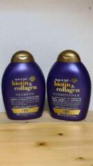 BodyBeautyCosmetics - Ogx - shampoo & conditioner - biotin en collagen