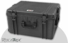 Rocabox - Universele trolley koffer - Waterdicht IP67 - Zwart - RW-6246-34-BTR