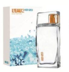 Kenzo LEau 2 Kenzo Homme 50 ml Eau de Toilette edt Spray Profumo Uomo