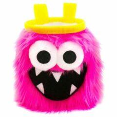 Crafty Climbing - Five Toothed Monster Chalk Bag - Pofzakje roze