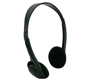 Afbeelding van Velleman Digitale Stereo Koptelefoon - Luxe-uitvoering - [HPD18]