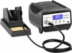 Stamos Soldering Soldeerstation - digitaal - 80 W - LCD