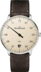 MeisterSinger Mod. NE903N SV12 - Horloge