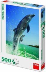 Dino Toys Puzzel Dolfijnen 500 stukjes