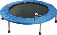 Blauwe Sveltus Fitnesstrampoline 100 Cm