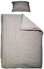 House in Style dekbedovertrek ST Remy taupe - lits jumeaux XL (260x200/220 cm incl. 2 slopen)