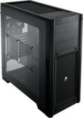 Corsair Carbide Series 300R + Window, Tower-Gehäuse + Bullguard Internet Security, Sicherheit-Software