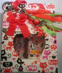 Vogue Girl Geschenkset - Cats Douchegel + Deospray + Sleutelhanger