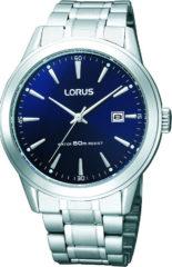 Zilveren Lorus RH997BX9 - Horloge - 40 mm - Zilverkleurig