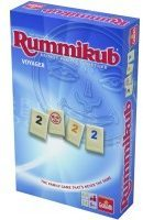 Zwarte Rummikub The Original - Travel - Reisspel - Goliath