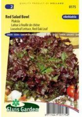 Sluis Garden Pluksla zaden - Red Salad Bowl