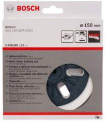 Bosch Schleifscheibe hart, 150 mm für Exzenterschleifer 2608601116