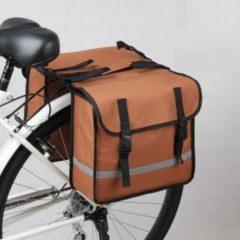 Filmer Doppel Gepäckträger Fahrrad Tasche Fahrradtasche Gepäcktasche