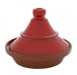 Xenos Tajine Selena - rood - 27 cm