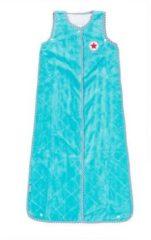 Lief! Lifestyle Lief! Boy Uni - Slaapzak - 12-18 maanden / 110 cm - Katoen - Turquoise