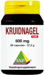SNP Kruidnagel 500 mg puur 60 capsules