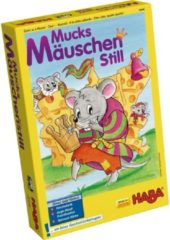 Haba Spel - Muisstil (Duitse verpakking met Nederlandse handleiding)