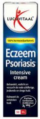 Lucovitaal - Eczeem Psoriasis Intensive Cream - Bodycrème - Medisch hulpmiddel