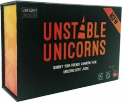 Self-Published Unstable Unicorns NSFW - Engelstalig Kaartspel