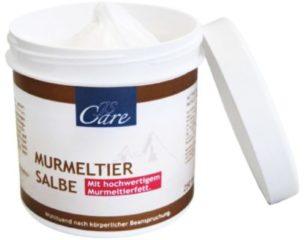 Murmeltiersalbe JS Care neutral
